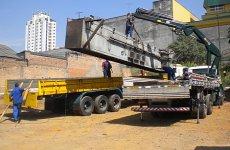 Transportes de Máquinas