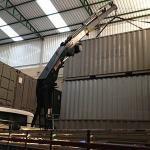 Transporte de container preço