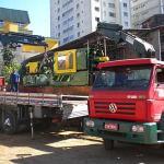 Aluguel de caminhão munck sp