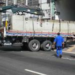 Transporte de máquinas pesadas