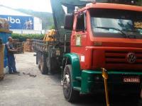 Empresa de caminhão munck sp