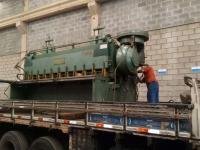 Transporte e movimentação de cargas