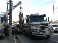 Transporte de máquinas em sp