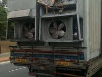 Remoção de container